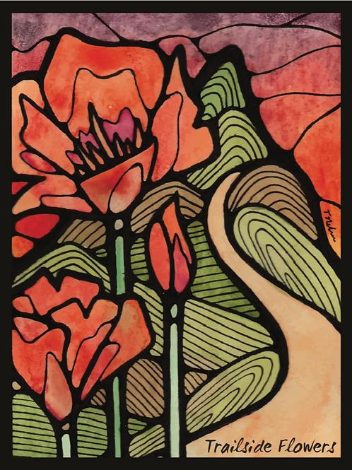 Trailside Flowers 2019