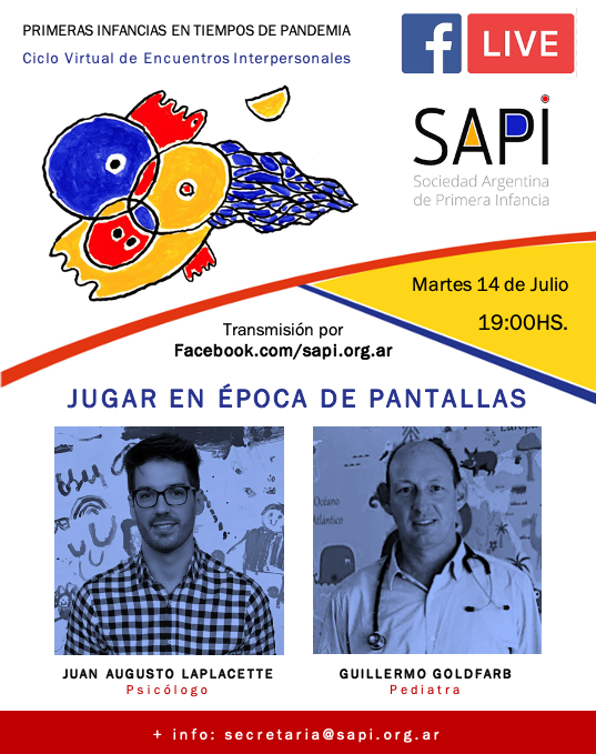Facebook Live - SAPI (Julio 2020)