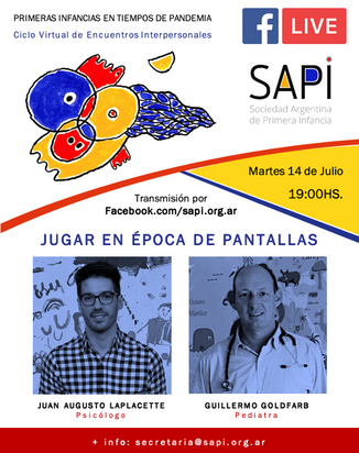 Facebook Live - SAPI (Julio 2020)