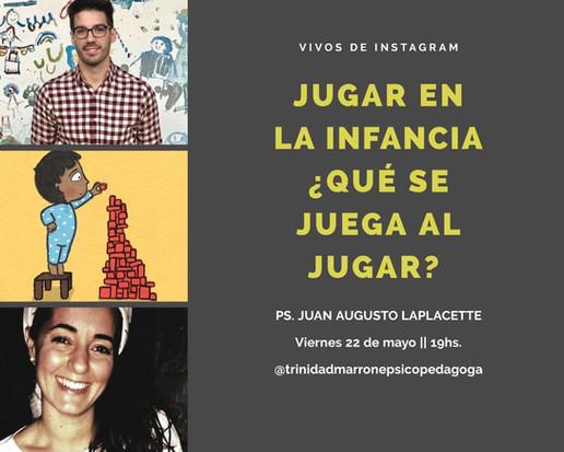 Instagram Live (Mayo 2020)