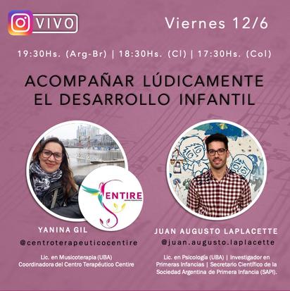 Instagram Live (Junio 2020)