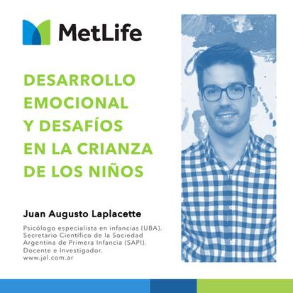 Conferencia Metlife
