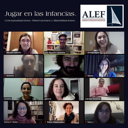 Clase ALEF (Julio 2020)