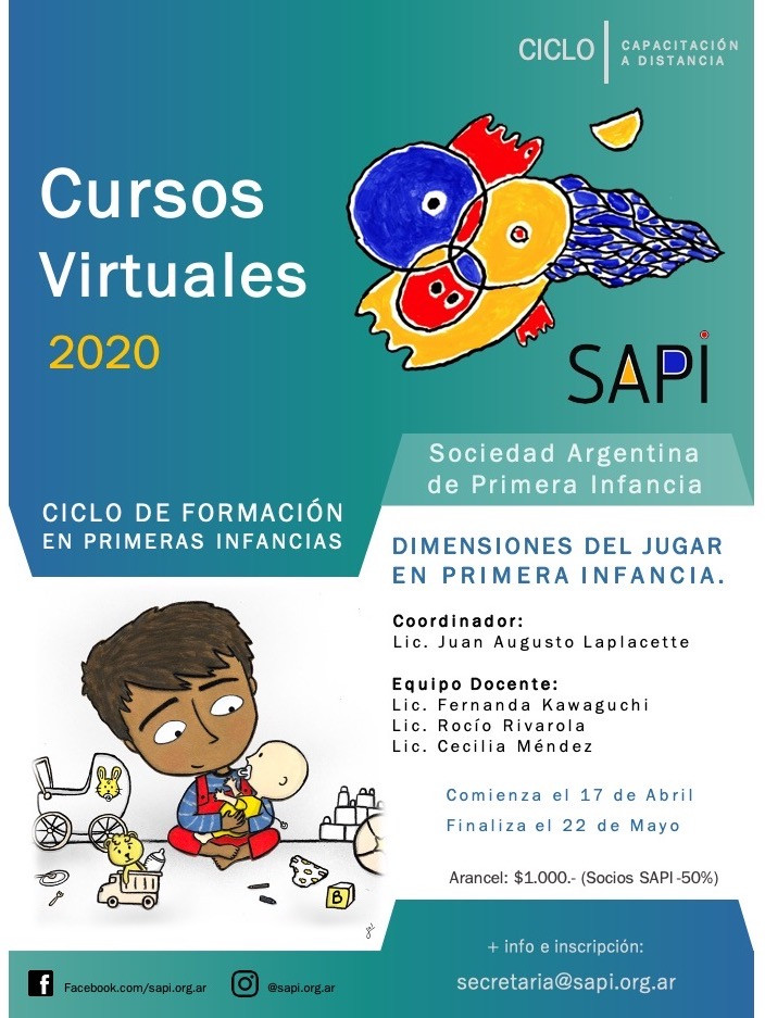 Curso Virtual SAPI (Abril 2020)