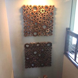 Artwork Installation