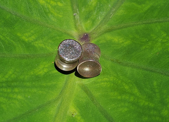 8mm Resin Double Fluted Plugs