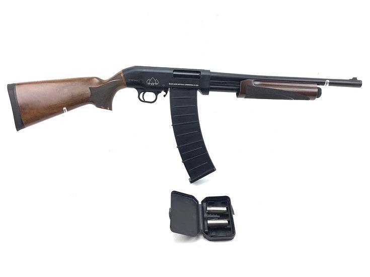 Black Aces Tactical Pro Series M Pro Pump Action Shotgun