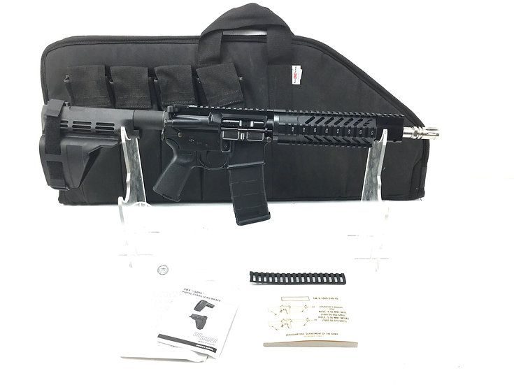 Red X Arms DCA-15 AR-15 Pistol