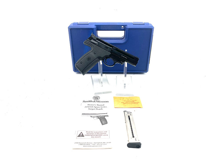 Smith & Wesson Model 22A-1 Target Pistol