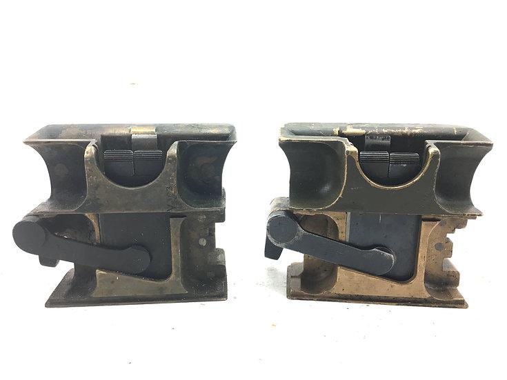 Vickers .303 Feed Blocks