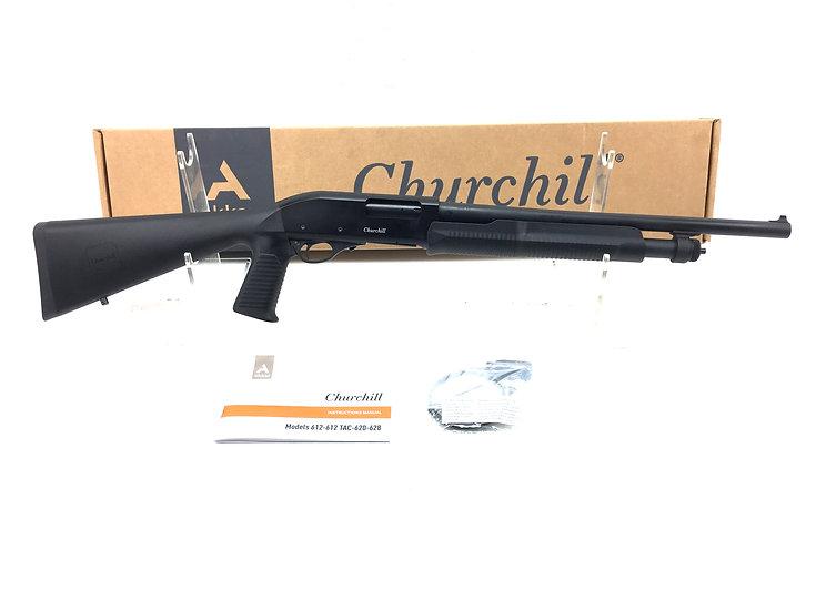 Brand New AKKAR Churchill 612 Pump Action Shotgun