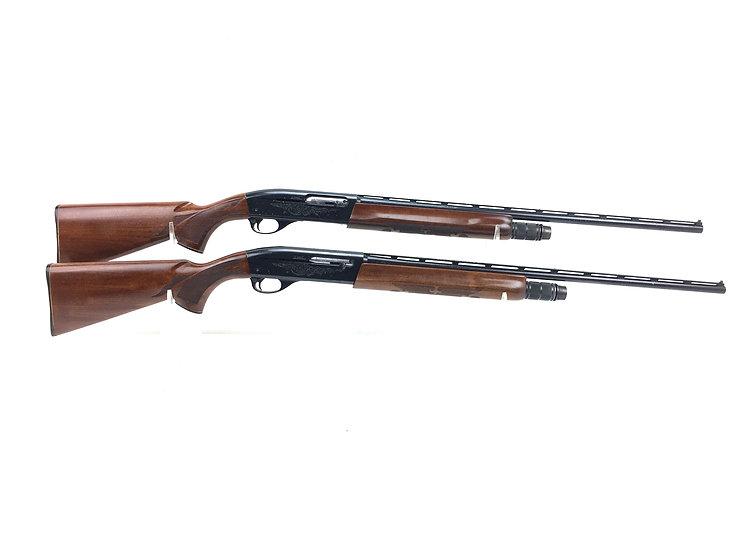 Rare Remington 1100 Matched Pair Shotguns