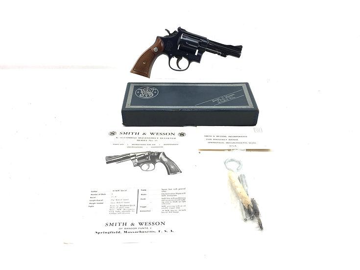 Smith & Wesson Model 15-2 Revolver