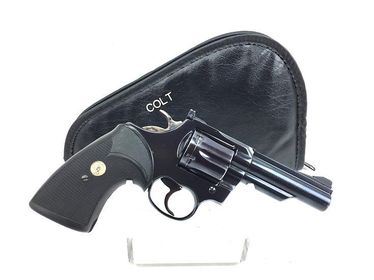 1970 Colt Trooper MK3 .357 Mag Revolver with Vintage Gun Case