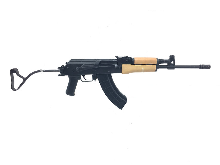 NEW Romanian Paratrooper AK47 with Folding Stock