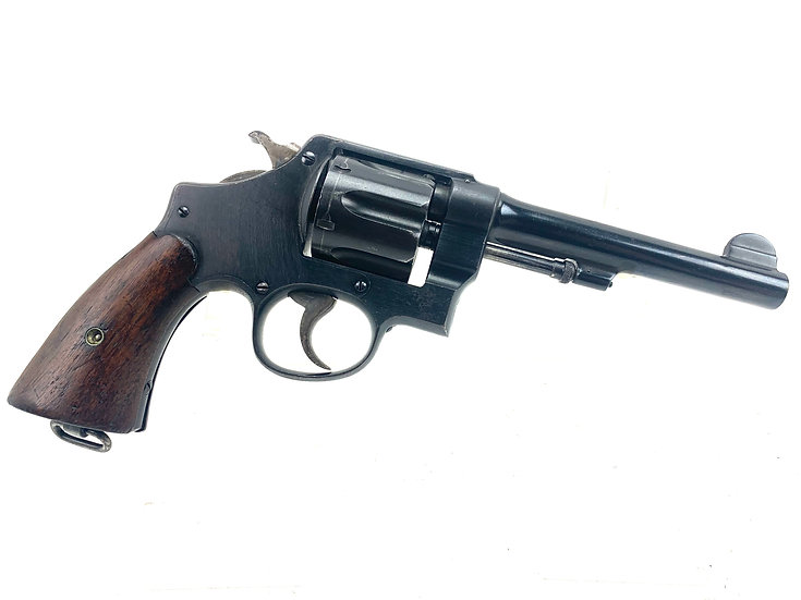 WW1 Smith & Wesson 1917 Revolver