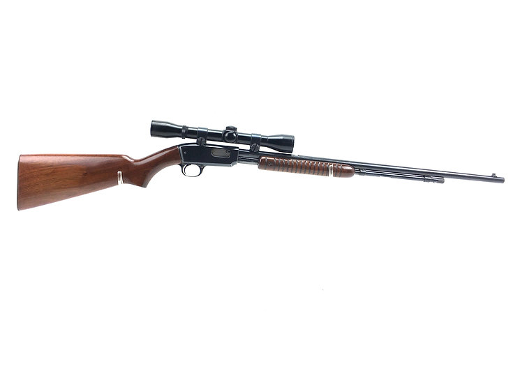 Winchester 61 .22LR Rifle with Scope
