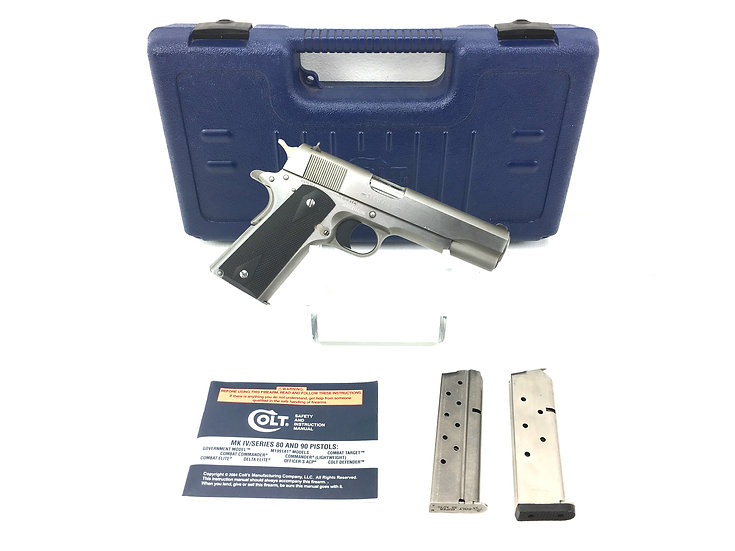 Colt Government Model Series 80 with Original Box