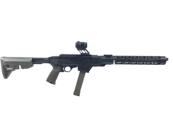 Ruger PC Carbine with SIG Romeo 5