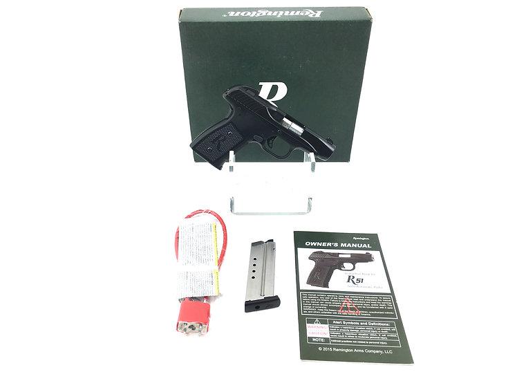 NEW Remington R51 9mm Pistol