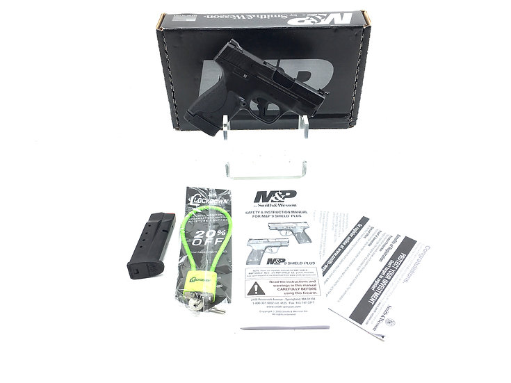 Smith & Wesson M&P 9 Shield Plus with Safety