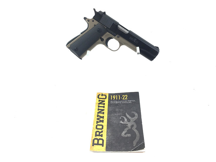 Browning 1911-22 .22 LR Pistol