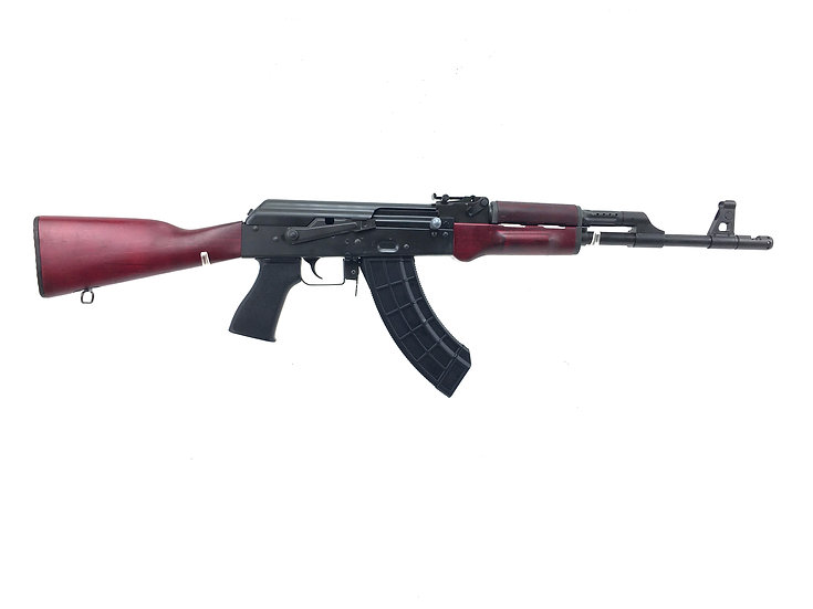 Century Arms VSKA AK47 with Red Russian Wood Furniture