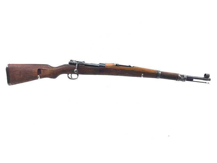 Syrian Contract Yugoslavian M48 Bolt Action Rifle