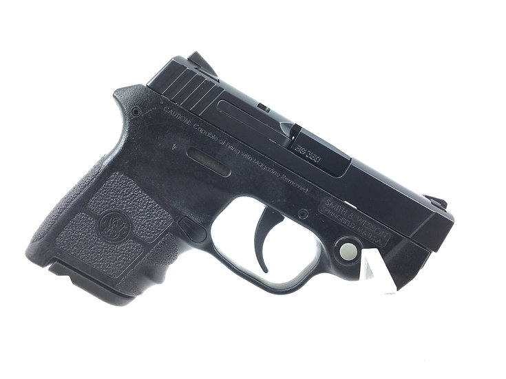Smith & Wesson Bodyguard with Insight Laser