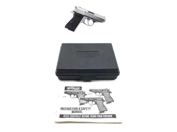 Interarms Walther PPK/S Pistol with Box