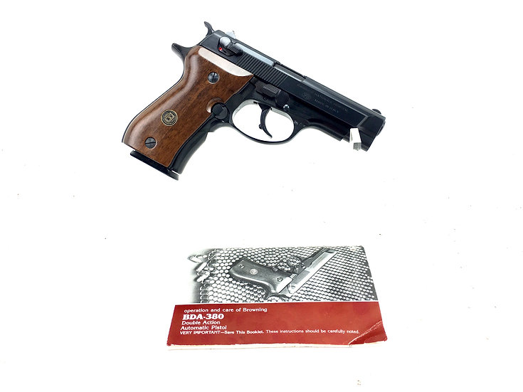 Browning BDA-380 Double Action Pistol