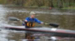 K-1 Kayak Racing 2017 Canton Canoe Weekend
