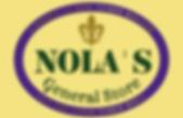 Nola's General Store Logo