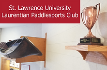 St. Lawrence University's Laurentian Paddlesports Club Logo