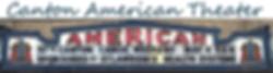 Canton American Theater Logo