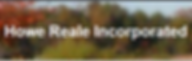 Howe Reale Logo