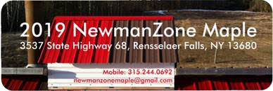 NewmanZone Maple Logo