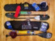 Raffle prize item assortment