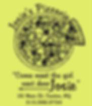 Josie's Pizzaria Logo