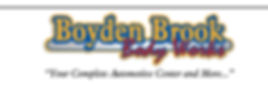 Boyden Brook Body Works Logo