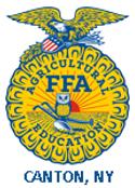 Canton NY FFA Logo
