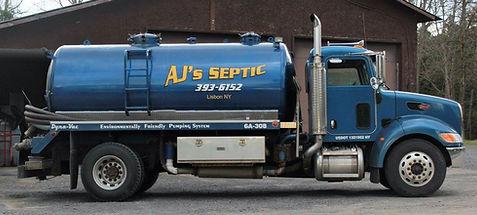 AJ's Septic Logo