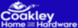 Coakley Home and Hardware Logo Logo
