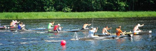 2013 Madrid Canoe Regatta