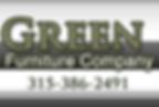 Green Furniture Company Logo