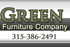 Green Furniture Company Logo
