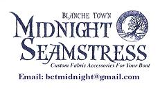 Midnight Seamstress Logo