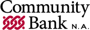 Community Bank NA Logo
