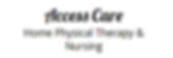 Access Care Logo
