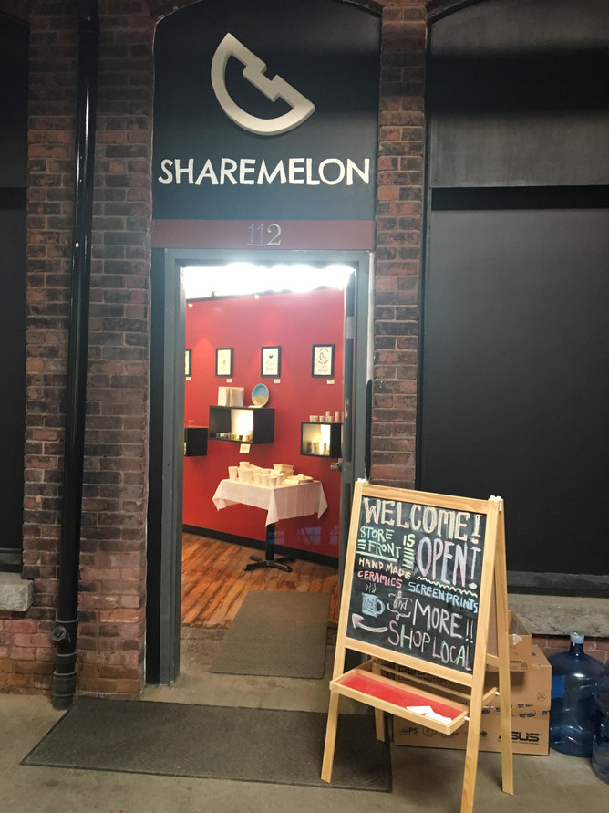 Sharemelon is Back in Action!